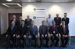 Building a Global R&D System, Chongqing Changan New Energy Vehicles Technology Co., Ltd. unveiled its UK Innovation Centre, Fuel Cell Research Centre (UK)